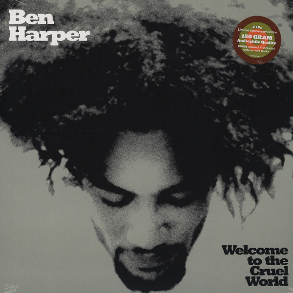 Ben Harper Ben Harper - Welcome To The Cruel World (lp + 7 )