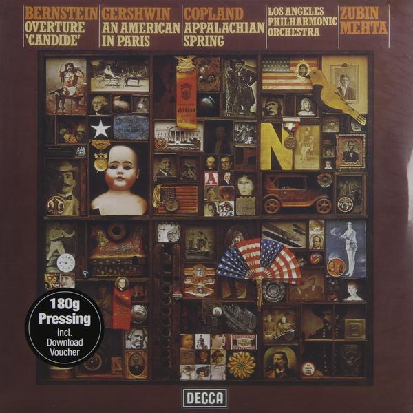 Bernstein / Gershwin / Copland Bernstein / Gershwin / Copland - Overture Candide / American In Paris / Appalachian Spring