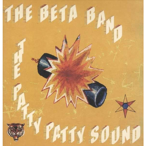 BETA BAND BETA BAND - THE PATTY PATTY SOUND EP (180 GR) beta alanine