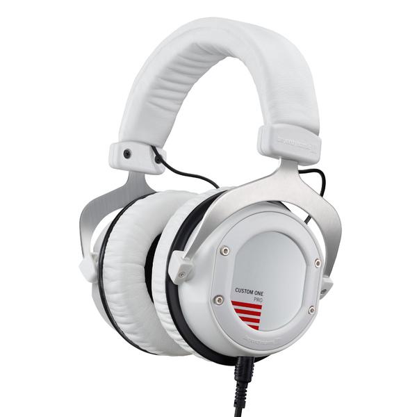 Охватывающие наушники Beyerdynamic Custom One Pro Plus White beyerdynamic quinta mu 23