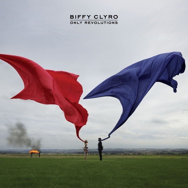 BIFFY CLYRO BIFFY CLYRO - ONLY REVOLUTIONS