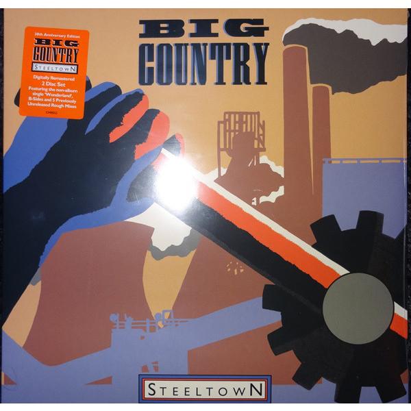 Big Country Big Country - Steeltown (2 LP) big country live