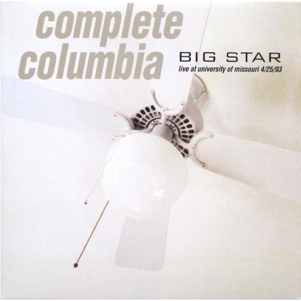 Big Star Big Star - Complete Columbia: Live At Missouri University 4/25/93 (2 LP) mastodon mastodon live at the aragon 2 lp dvd