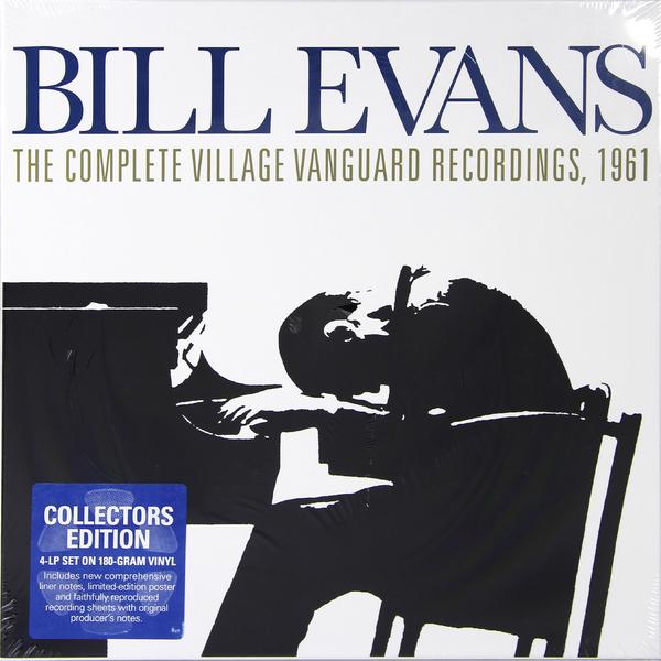 Bill Evans Bill Evans - Complete Village Vanguard Recordings, 1961 (4 LP) bill evans bill evans conversations with myself 180 gr