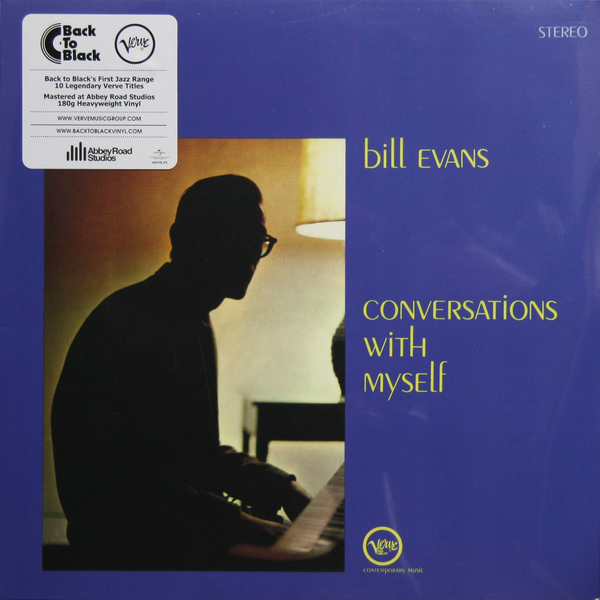 Bill Evans Bill Evans - Conversations With Myself (180 Gr) murakami h absolutely on music conversations with seiji ozawa