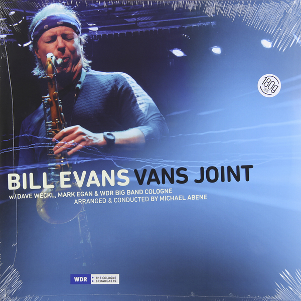 BILL EVANS BILL EVANS - VANS JOINT (2 LP) hot fashion jewelry the greatest dad retro necklace pocket watch vintage men s father birthday gift