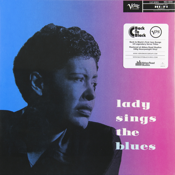 BILLIE HOLIDAY - LADY SINGS THE BLUES (180 GR)