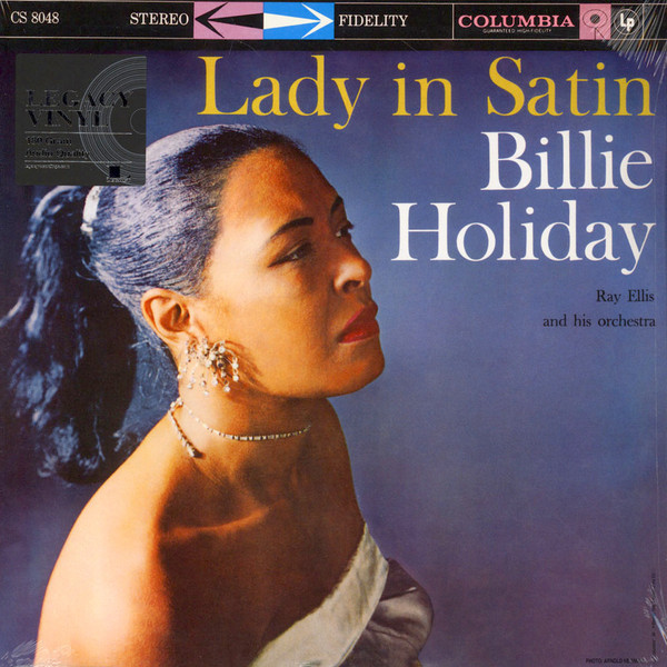 BILLIE HOLIDAY BILLIE HOLIDAY - LADY IN SATIN