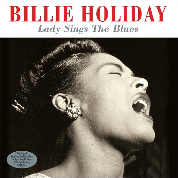 BILLIE HOLIDAY BILLIE HOLIDAY - LADY SINGS THE BLUES (2 LP)