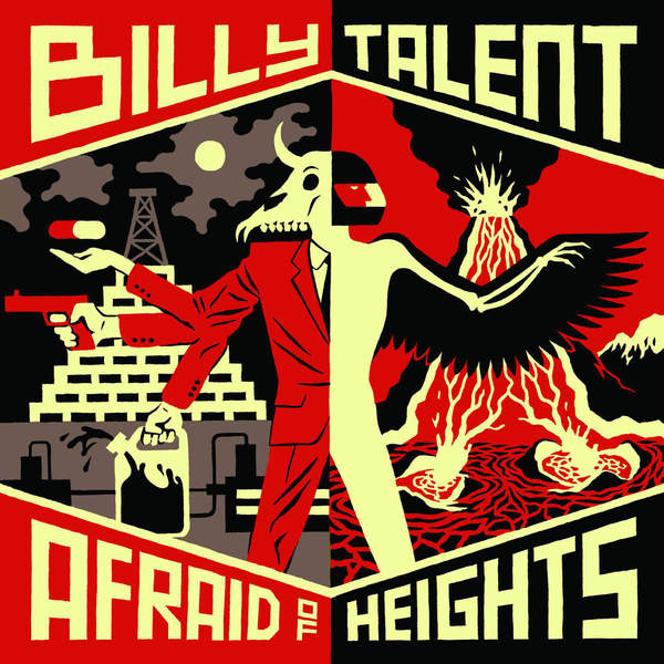 Billy Talent Billy Talent - Afraid Of Heights (2 Lp, 180 Gr) abba abbaagnetha faltskog agnetha faltskog vol 2 180 gr