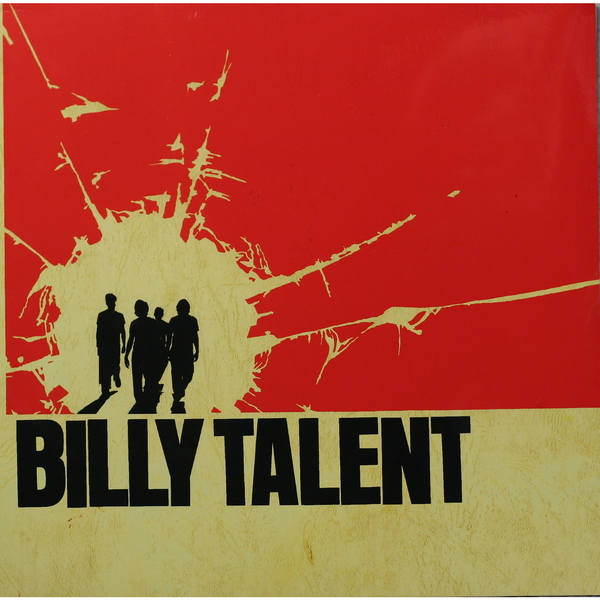 BILLY TALENT BILLY TALENT - BILLY TALENT