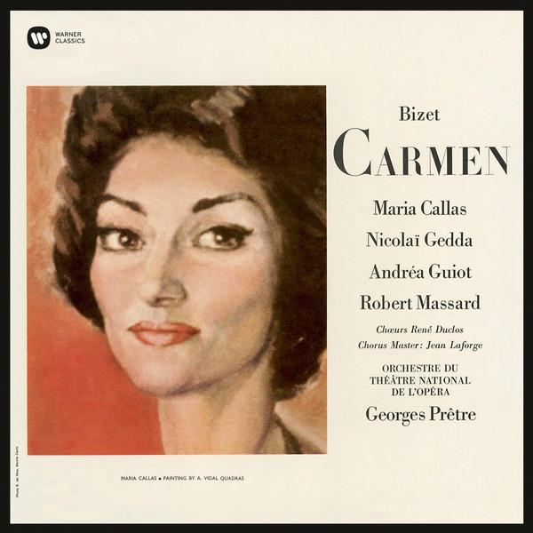 BIZET BIZET - CARMEN (3 LP)Виниловая пластинка<br><br>