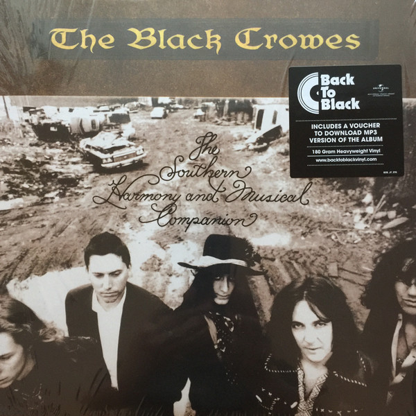 The Black Crowes The Black CrowesBlack Crowes - The Southern Harmony And Musical Companion (2 LP) catherine douillet national harmony and its discontents