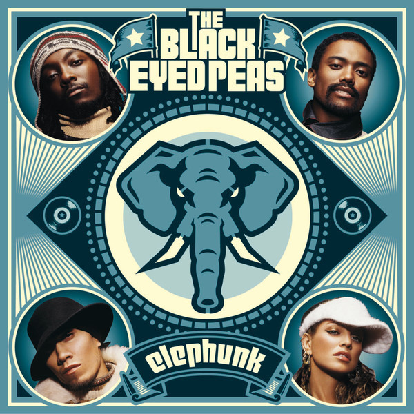 Black Eyed Peas Black Eyed Peas - Elephunk (2 LP) the black eyed peas the black eyed peas the beginning 2 lp