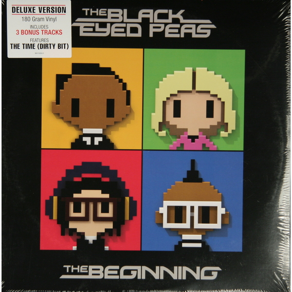 Black Eyed Peas Black Eyed Peas - The Beginning the black eyed peas the black eyed peas the beginning 2 lp