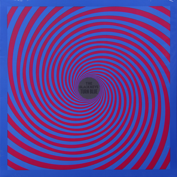 Black Keys Black Keys - Turn Blue (lp + Cd) vildhjarta vildhjarta masstaden lp cd