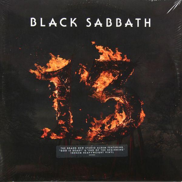 Black Sabbath Black Sabbath - 13 (2 LP) цена и фото