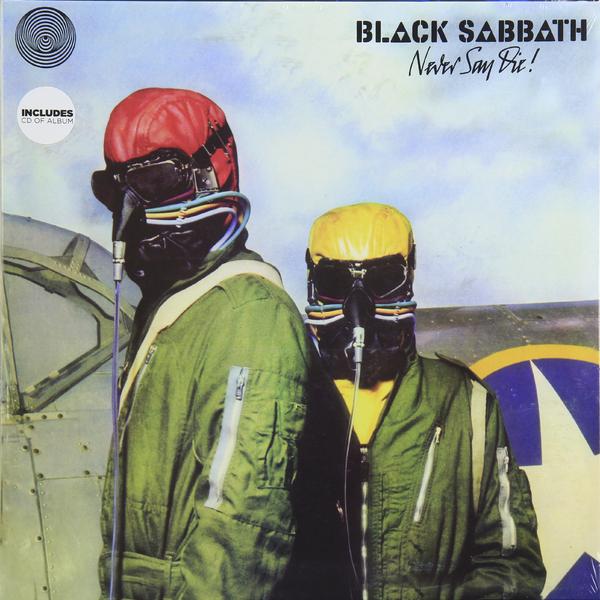 Black Sabbath Black Sabbath — Never Say Die! цена и фото