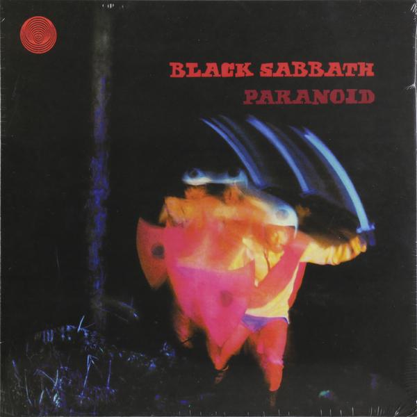 Black Sabbath Black Sabbath - Paranoid цена и фото