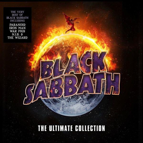 Black Sabbath Black Sabbath - Ultimate Collection (4 LP) цена и фото