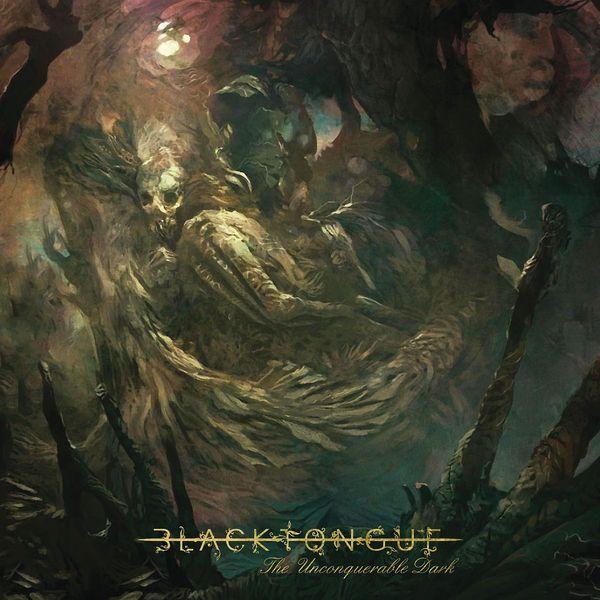 Black Tongue Black Tongue - The Unconquerable Dark (lp + Cd) nad sylvan courting the widow 2lp cd lp cd