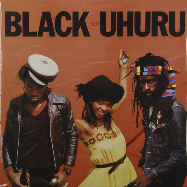 BLACK UHURU BLACK UHURU - RED