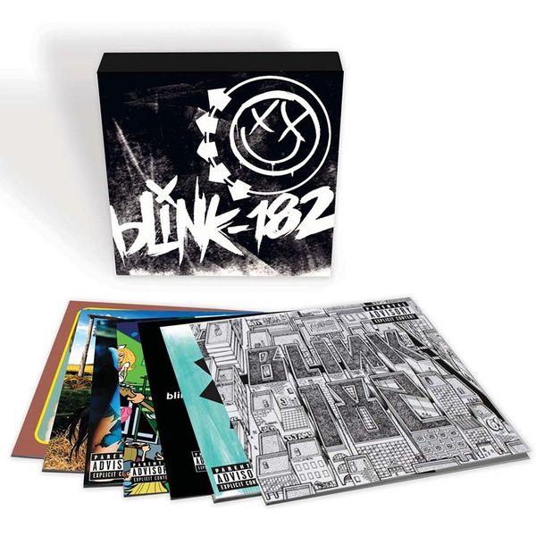 BLINK 182 BLINK 182 - BOX SET (10 LP)