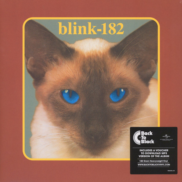 цены  BLINK 182 BLINK 182 - CHESHIRE CAT (180 GR)