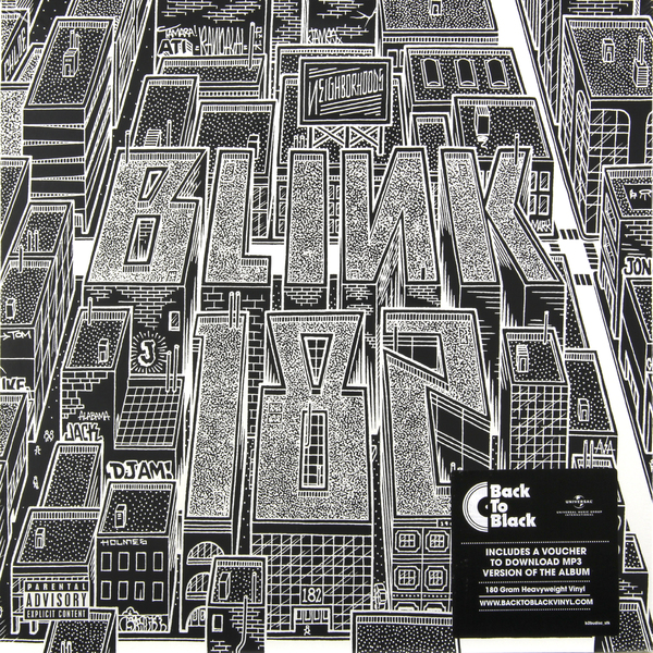 Blink 182 Blink 182 - Neighborhoods (2 Lp, 180 Gr) щипцы braun sт550 sт 550