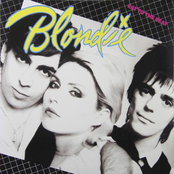 BLONDIE BLONDIE - EAT TO THE BEAT garbage y blondie mexico