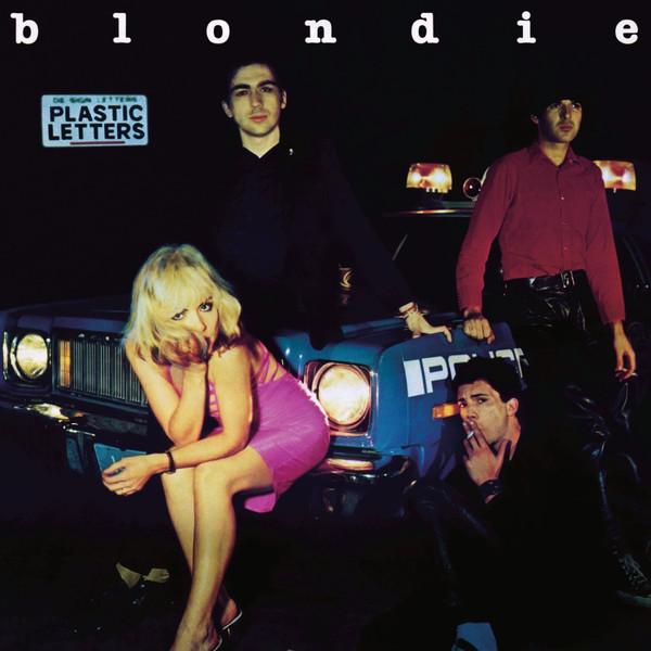 BLONDIE BLONDIE - PLASTIC LETTERSВиниловая пластинка<br><br>