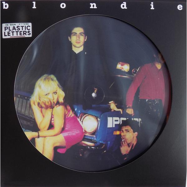 Blondie Blondie - Plastic Letters (picture) blondie blondie 6 lp