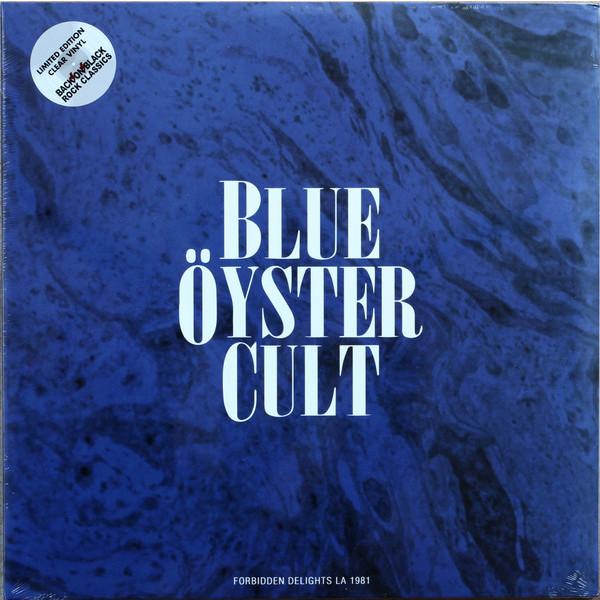 Blue Oyster Cult Blue Oyster Cult - Forbidden Delights - La 1981 (2 LP)