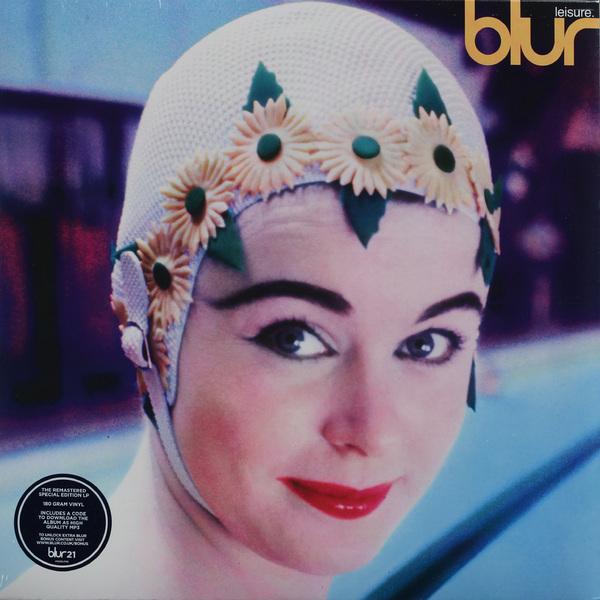 BLUR BLUR - LEISURE (180 GR)Виниловая пластинка<br><br>