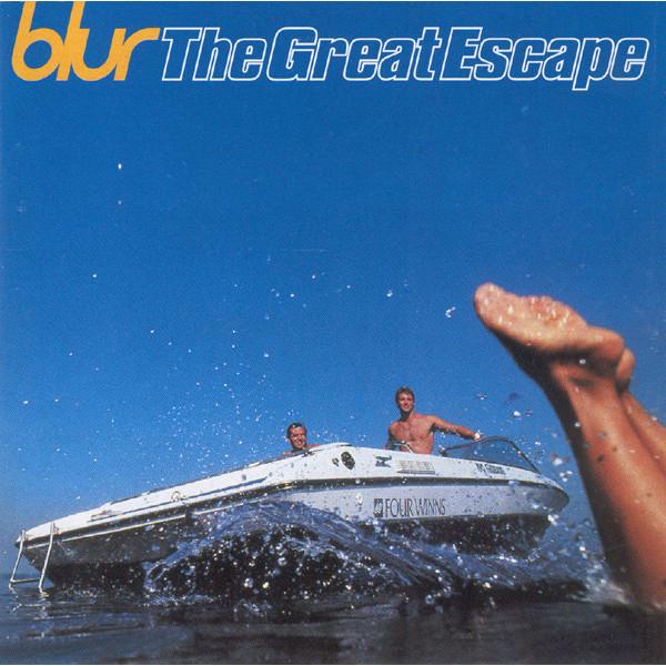 BLUR BLUR - THE GREAT ESCAPE (2 LP)