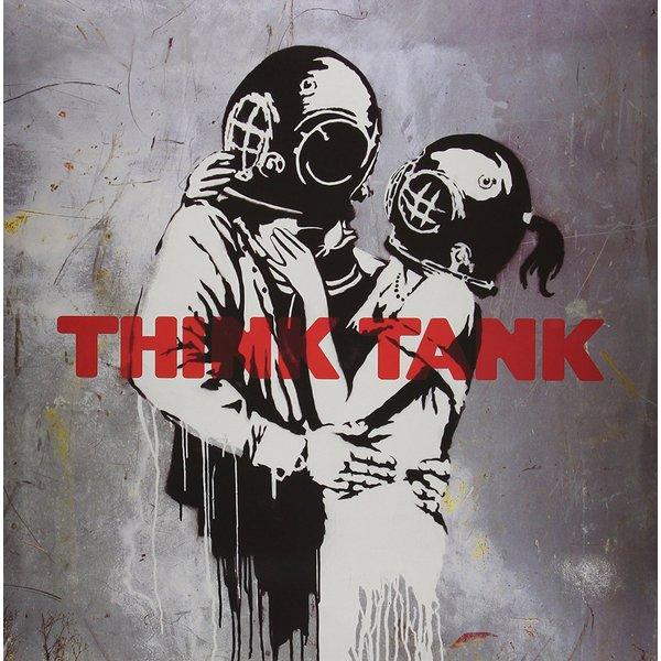BLUR BLUR - Think Tank (2 LP) футляр think tank sd pixel pocket rocket