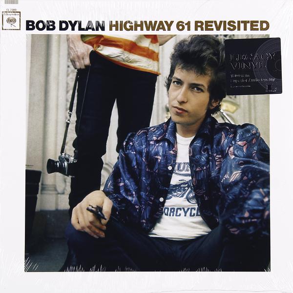 BOB DYLAN BOB DYLAN - HIGHWAY 61 REVISITED (180 GR)