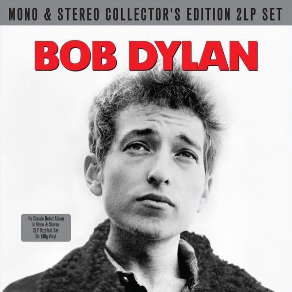 где купить  BOB DYLAN BOB DYLAN - BOB DYLAN - MONO / STEREO (2 LP, 180 GR)  дешево