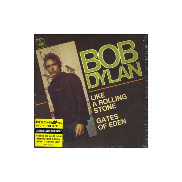 Bob Dylan Bob Dylan - Like A Rolling Stone - Gates Of Eden (7 ) guano apes guano apes proud like a god 180 gr colour