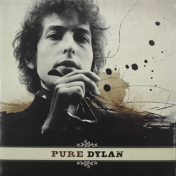 BOB DYLAN BOB DYLAN - PURE DYLAN. AN INTIMATE LOOK AT BOB DYLAN (2 LP) carole king an intimate performance