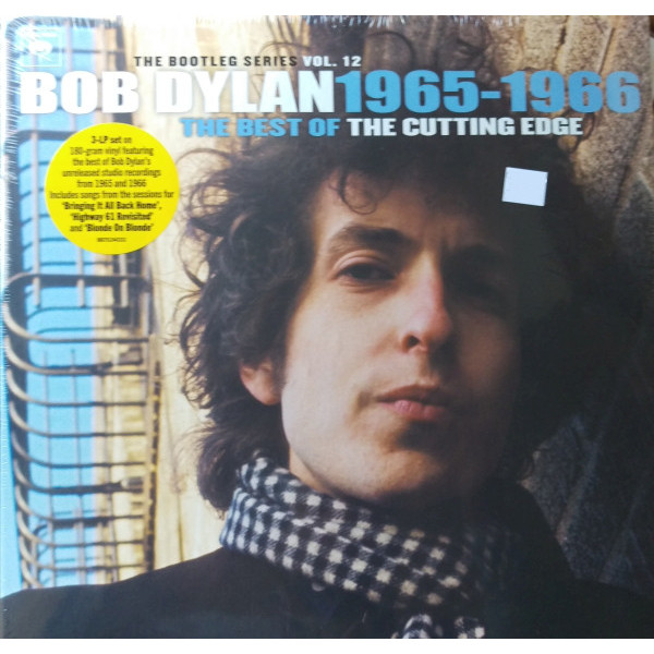Bob Dylan Bob Dylan - The Best Of The Cutting Edge 1965–1966 (3 Lp + 2 Cd) partners lp cd