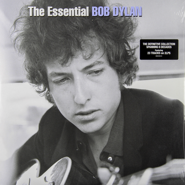 Bob Dylan Bob Dylan - The Essential Bob Dylan (2 LP) купить