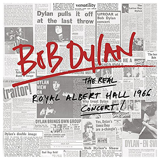 Bob Dylan Bob Dylan - The Real Royal Albert Hall 1966 Concert (2 LP) albert alcherbad the dreamcorp