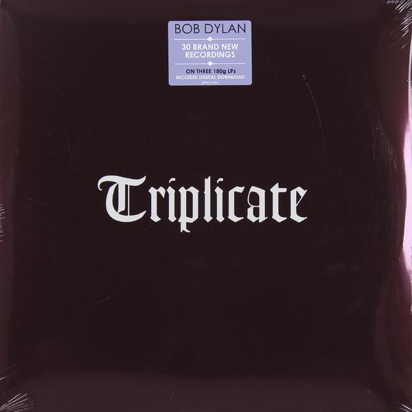 Bob Dylan Bob Dylan - Triplicate (3 Lp, 180 Gr) bob dylan bob dylan greatest hits 180 gr