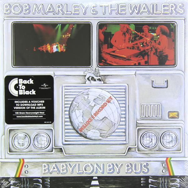 BOB MARLEY BOB MARLEY - BABYLON BY BUS (2 LP) babylon длинное платье