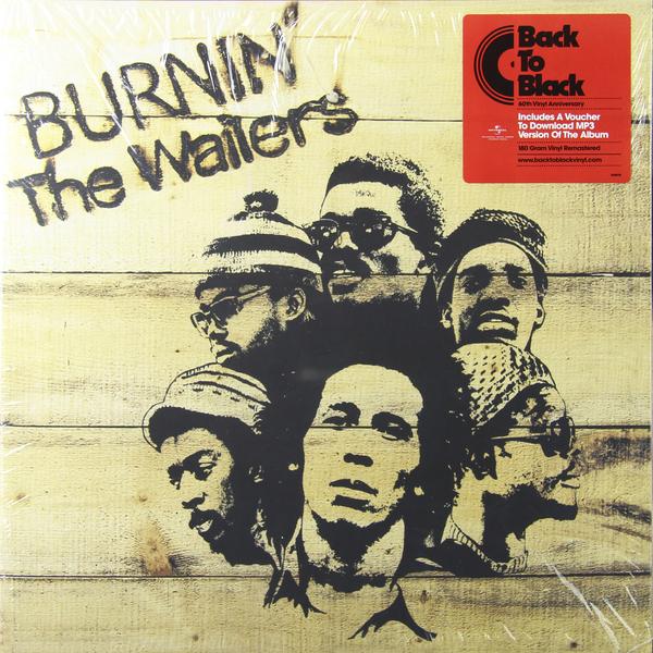 Bob Marley Bob Marley - Burnin' (180 Gr) guano apes guano apes proud like a god 180 gr colour