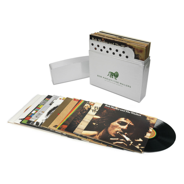 BOB MARLEY BOB MARLEY - THE COMPLETE ISLAND RECORDINGS (12 LP BOX) виниловая пластинка johnson robert the complete recordings the centennial collection 3 lp