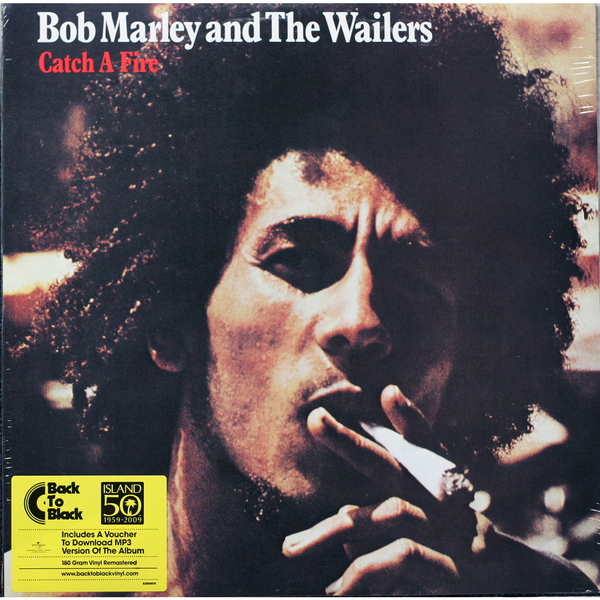 Bob Marley Bob Marley   The Wailers-catch A Fire (180 Gr)