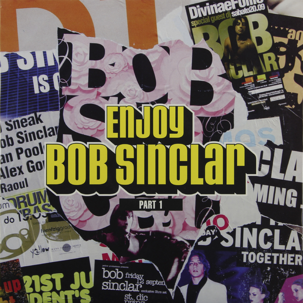 BOB SINCLAR BOB SINCLAR - ENJOY PART 1 (2 LP)