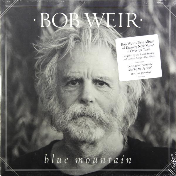купить Bob Weir Bob Weir - Blue Mountain (2 Lp, 180 Gr) недорого
